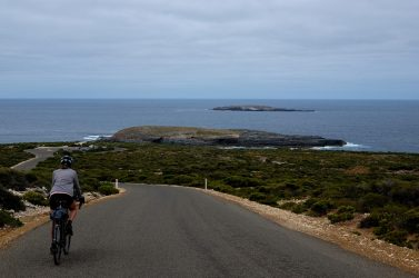 The view to Cape du Couedic.